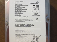Seagate ST3120026AS 9W2813-160 FW:3.42 TK 120gb Sata