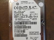 Hitachi HTS545016B9A300 PN:0A70431 MLC:DA2944 160gb Sata