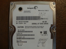 Seagate ST980811AS 9S1132-020 FW:3.BHD WU 80gb Sata (Donor for Parts)