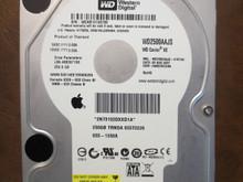 Western Digital WD2500AAJS-41RYA0 DCM:HANCHV2CAN Apple#655-1358A 250gb Sata