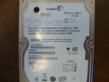 Seagate ST980815A 9S1038-508 FW:3.ALD WU 80gb IDE (Donor for Parts)