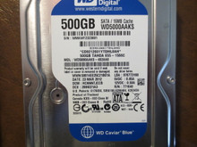 Western Digital WD5000AAKS-402AA0 DCM:HCNNNTJCCB Apple#655-1566C 500gb Sata