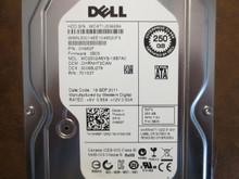 Dell WD2502ABYS-18B7A0 DCM:DHRNHT2CAN PN:0H962F FW:3B05 250gb Sata