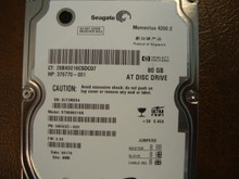 Seagate ST9808210A 9AH233-020 FW:3.02 AMK 80gb IDE (Donor for Parts) 3LF2NSS4