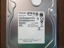 Toshiba MK2002TSKB HDD3B03CZK51 FW:MT4A Rev No.A3 2.0TB Sata (Donor for Parts)