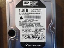 Western Digital WD1001FALS-40Y6A0 DCM:HARNHTJAAB Apple#655-1567A 1.0TB Sata (Donor for Parts)