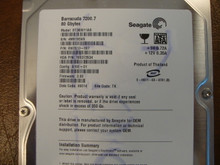 Seagate ST380011AS 9W2013-007 FW:3.00 TK 80gb Sata (Donor for Parts) 4MR1X5VX