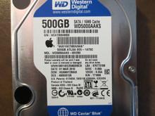 Western Digital WD5000AAKS-40V2B0 DCM:HGNNHT2MAB Apple#655-1473C 500gb Sata