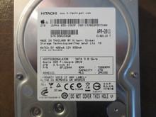 Hitachi HDS722020ALA330 PN:0F12944 MLC:JPK35E Apple#655-1563F 2.0TB Sata