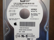 Western Digital WD2500JS-41SGB0 DCM:DSCACT2AAN Apple#655-1259E 250gb Sata