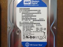 Western Digital WD2500AAKX-603CA0 DCM:HHRNNTJMHN 250gb Sata (Donor for Parts)
