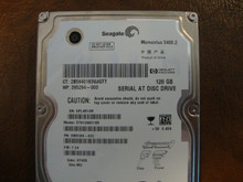 Seagate ST9120821AS 9W3184-022 FW:7.24 WU 120gb Sata (Donor for Parts) 5PL4519R