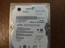 Seagate ST9120821AS 9W3184-022 FW:7.24 WU 120gb Sata (Donor for Parts) 5PL3QVGJ