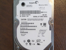 Seagate ST9120821AS 9W3184-022 FW:7.24 WU 120gb Sata (Donor for Parts) 5PL2GA6X