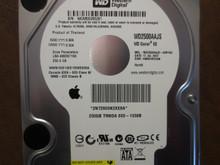 Western Digital WD2500AAJS-40RYA0 DCM:HBNCHV2CAN Apple#655-1358B 250gb Sata