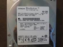 Hitachi HDP725032GLA380 PN:0A37755 MLC:BA2783 Apple#655-1438A 320gb Sata (Donor for Parts)