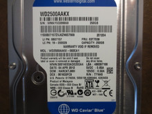 Western Digital WD2500AAKX-083CA1 DCM:HARCKTJMH 250gb Sata (Donor for Parts)
