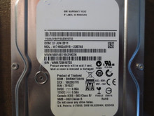 Western Digital WD1602ABYS-23B7A0 DCM:DHRNHT2AHN 160gb Sata (Donor for Parts)