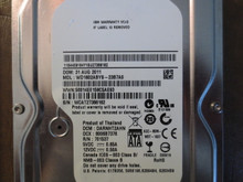 Western Digital WD1602ABYS-23B7A0 DCM:DARNHT2AHN 160gb Sata (Donor for Parts)