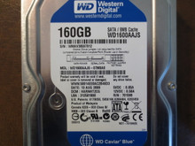 Western Digital WD1600AAJS-07M0A0 DCM:HARNHT2CG 160gb Sata