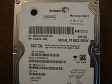 Seagate ST9120821AS 9W3184-022 FW:7.24 WU 120gb Sata (Donor for Parts) (L42ALB)