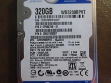 Western Digital WD3200BPVT-16JJ5T0 DCM:SHMTJGK 320gb Sata