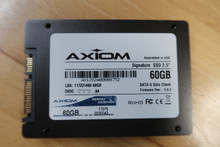 "Axiom Signature FW:5.0.4 2.5"" 6Gb/s 60gb Sata SSD"