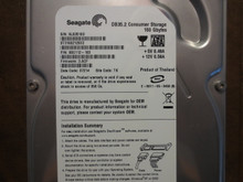 Seagate ST3160212SCE 9BE112-160 FW:3.ACF TK 160gb Sata