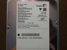 Seagate ST380013AS 9W2812-042 FW:5.06 AMK Apple#655-1105B 80gb Sata