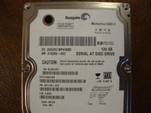 Seagate ST9120822AS 9S1133-022 FW: 3.BHE WU 120gb Sata (Donor for Parts)