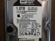 Western Digital WD1001FALS-41Y6A0 DCM:HANNHTJAAB Apple#655-1567B 1.0TB Sata