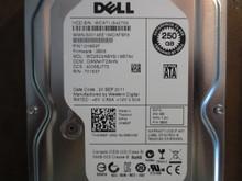 Dell WD2502ABYS-18B7A0 DCM:DANNHT2AHN FW:3B05 250gb Sata