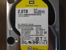 Western Digital WD2000FYYZ-01UL1B0 DCM:EGRNKTA1E 2.0TB Sata