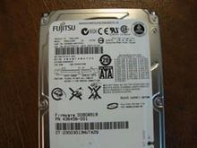 Fujitsu MHW2120BH CA06820-B40700C1 0FFDFA-00808918 120gb Sata (Donor for Parts) (752HBY3)