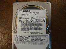 Toshiba MK4026GAX HDD2193 V ZK01 T 630 A0/PA100U 40gb IDE  (Donor for Parts) X5RY4553T