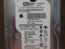 Western Digital WD1602ABJS-43P5A0 DCM:HHNNHV2AHN Apple#655-1470B 160gb Sata