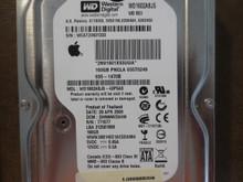Western Digital WD1602ABJS-43P5A0 DCM:DHNNNV2AHN Apple#655-1470B 160gb Sata