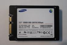 """Samsung MZ5PA128HMCD-01000 MZ-5PA1280/000 REV 0 FW:AXM0701Q 2.5"""" 128gb Sata SSD"""
