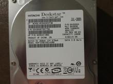 Hitachi HDP725016GLA380 PN:0A36884 MLC:BA3090 160gb Sata