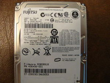 Fujitsu MHW2120BH CA06820-B40700C1 0FFD9A-00808918 120gb Sata (Donor for Parts) (T732B1RT)