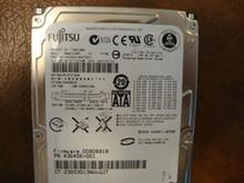 Fujitsu MHW2120BH CA06820-B40700C1 0FFD9A-00808918 120gb Sata (Donor for Parts)
