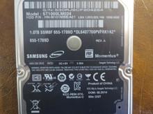 Samsung ST1000LM024 HN-M101MBB/A21 REV.A DGT Apple#655-1789D 1.0TB Sata