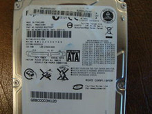 Fujitsu MHW2120BH CA06820-B327000T 0FFFBB-00000012 120gb Sata (Donor for Parts) (MT7126376)