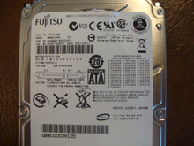 Fujitsu MHW2120BH CA06820-B327000T 0FFFBB-00000012 120gb Sata (Donor for Parts)