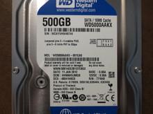 Western Digital WD5000AAKX-001CA0 DCM:HHNNHVJMGB 500gb Sata