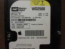 Western Digital WD2500JD-40HBC0 DCM:HSBHCTJAH Apple#655-1229B 250gb Sata