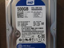 Western Digital WD5000AAKX-75U6AA0 DCM:HBNNKTJMHB 500gb Sata