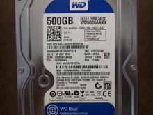 Western Digital WD5000AAKX-75U6AA0 DCM:HHRNHTJMHB 500gb Sata