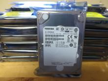 """Toshiba AL13SEB600 HDEBC01GEA51 600gb 2.5"""" SAS HDD FW:0101 REV NO. A0"""