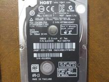 Hitachi HTS545050A7E362 PN:0J23535 MLC:DA5754 Apple#655-1730B 500gb Sata